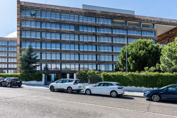 vista exterior 5 parque empresarial castellana norte madrid