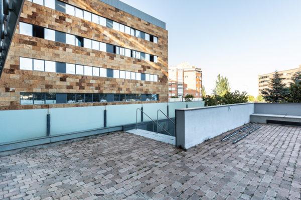 vista exterior 1 edificio castellana norte madrid