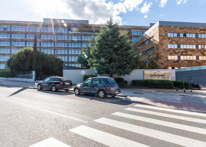 vista exterior 3 parque empresarial castellana norte madrid