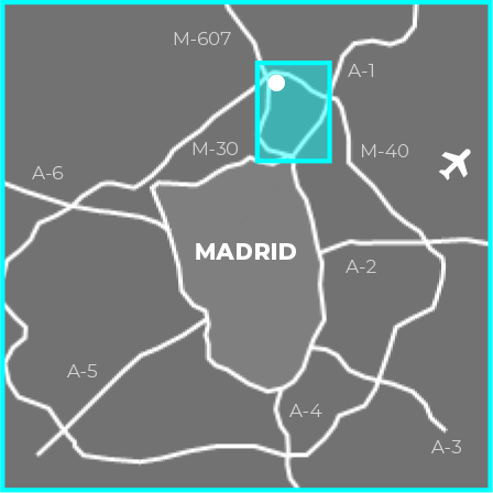 zona norte de madrid 1